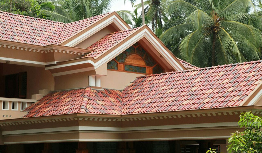 Concrete Cement Roofing Tiles